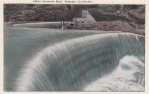 MODESTO, California, 00-10s ; Goodwin Dam