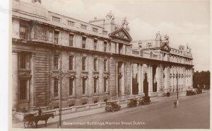DUBLIN , Ireland , 00-10s ; Government Building , Merrion Street