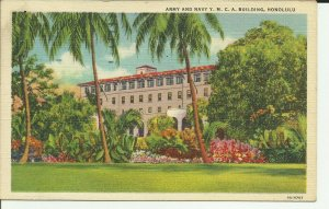 Army And Navy Y.M.C.A. Building, Honolulu