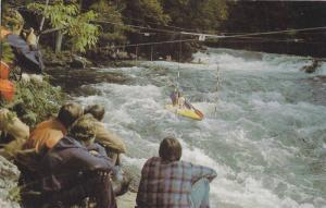 Kayak Slalom Championships , MINDEN , Ontario  , Canada , 50-60s