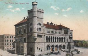 SAN ANTONIO, Texas, 00-10s Post Office