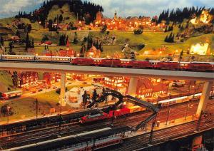 Modelleisenbahn Miniatur Wunderland Hamburg