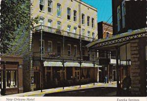 Arkansas Eureka Springs New Orleans Hotel
