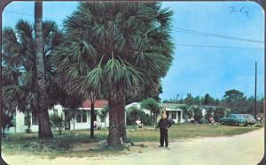 Orlando FL - original King Village, 2009 W. Washington St., 1950s