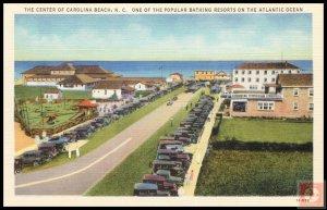 The Center of Carolnia Beach, N.C.