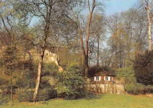 Weimar Ilm riverside Park Little Bark House Borkenhaeuschen