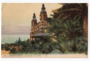 Monte-Carlo, Les Jardins et le Casino