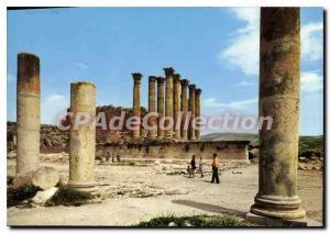Postcard Modern Arthemes Temple Jerash
