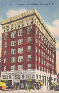 Commercial Building, General Jewelry Co., GASTONIA, North Carolina, 1930-1940s