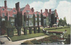 Kilarney House, Killarney, Ireland, Early Postcard, Unused