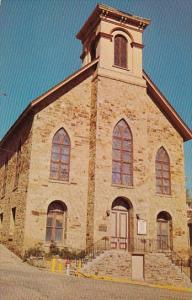 Saint James Methodist Church Central City Colorado