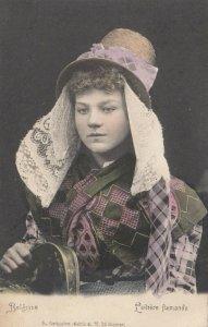 Belgique , Laitrere flamande , 1901-07