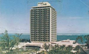 Sheraton Hotel and Casion - San Juan PR, Puerto Rico - pm 1973