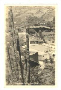 RP; Aerial View, Pool, San Jose Purua, Michoacan, Mexico, 20-40s