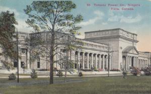 NIAGARA FALLS, Ontario, Canada, 1900-10s ; Toronto Power Co.