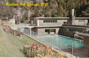 RADIUM HOT SPRINGS , B.C. , Canada , 1970