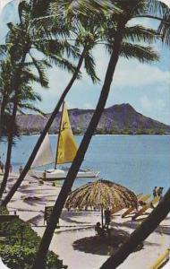 Hawaii Honolulu Waikiki Beach