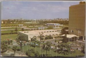 Sherapo Gardens adjoining Hotel Inter-Continental, Karachi, Pakistan, 1979 used