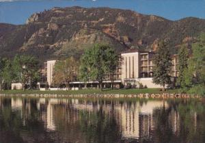 Colotrado Colorado Springs The Broadmoor Hotel West Building