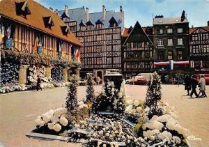 France Rouen, Hotel de la Couronne, Statue de Jeanne d'Arc, Old Market Square
