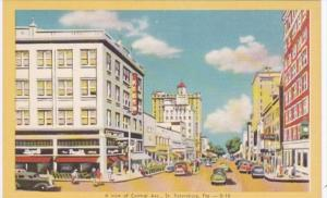 Florida St Petersburg Central Avenue