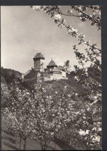 Czech Republic Postcard - Hrad Karlstejn - Resting Place of Charles IV -  B2818