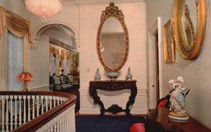 Mobile, AL, Bellingrath Gardens, Home, Upstairs Hall, Vintage Postcard g8406