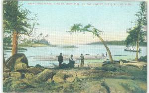 Grano Discharge Lake, St John PQ
