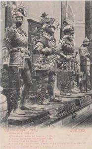 Armor Display, Hofkirche-Gruppe II, Rechts, Innsbruck, Tirol, Austria Pre-1907