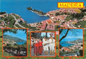 B108863 Portugal Madeira The Best views Panorama Traditional Folklore