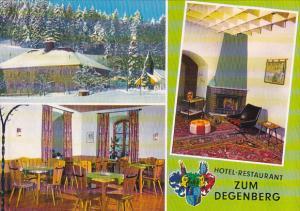 Germany Hotel Restaurant Zum Degenberg Multi View