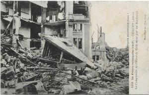 France WW1 La France reconquise 1917 01.30