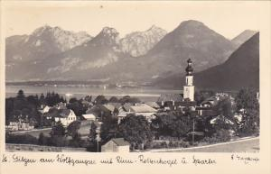 Austria St Gilgen am Wolfgangsee Real Photo