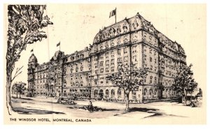 Montreal , The Windsor Hotel