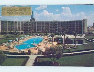 Pre-1980 FRONTIER CASINO HOTEL Las Vegas Nevada NV H0714