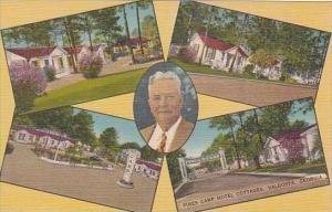Georgia Valdosta Pines Camp Hotel Cottages