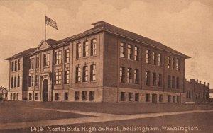 Washington Bellingham North Side High School sk785
