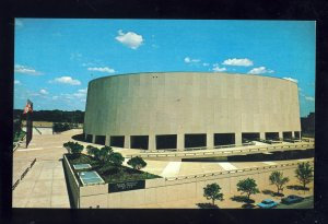 Austin, Texas/TX Postcard, Erwin Special Events Center, University Of Texas, UT