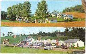 Kelley's Motor Court & Restaurant Rt 5 Derby Line Vermont VT