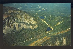 Franconia Notch, New Hampshire/NH Postcard, Granite Ledges, White Mountains