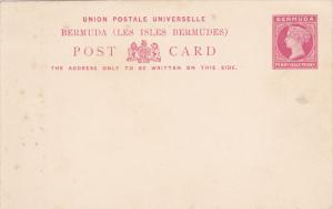 BERMUDA; Blank card, 00-10s