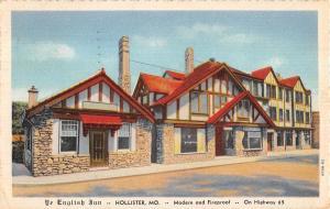 Hollister, Missouri Antique Postcard (T3477)