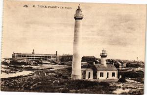CPA BERCK-PLAGE - Le phare (197727)