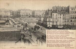 CPA Paris 1e (Dep. 75) Le Pont-Neuf (84189)