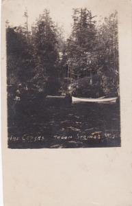RP; COLON SPRINGS, Wisconsin, 10-20s; The Cedars