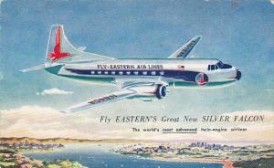 Eatsern Air Lines Silver Falcon