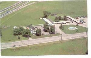 Homestead Inn Motels, Milan, Ohio,40-60s