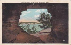 Wisconsin Wisconsin River Luncheon Hall Dells Of the Wisconsin River