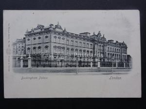 London BUCKINGHAM PALACE 1902 UB by The Wrench Series 590