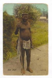 Zulu Chiel, 00-10s
